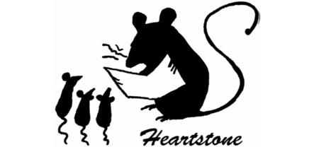 Heartstone Odyssey logo