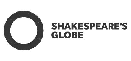 Shakespeare's Globe Theatre logo
